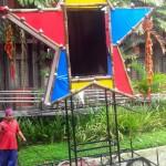 UP Diliman Lantern Parade 2014: Parol ng Kolehiyo ng Komunikasyong Pangmadla