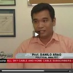 (Updated) Interviewed by GMA 7 on wage hike
