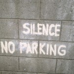`Silence No Parking' and other funny signs