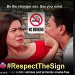 My views on the MMDA no-smoking advertisement