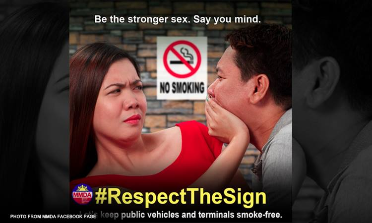 MMDA be the stronger sex ad (21 April 2015)