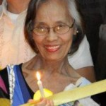 Eulogy for Ma'am Hermie (June 30, 1929-August 11, 2014)